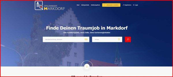 Stellenmarkt Markdorf