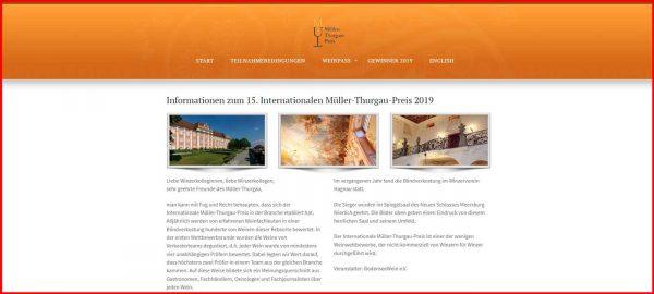 Müller-Thurgau-Preis