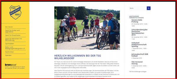 Sportverein TSG-Wilhelmsdorf